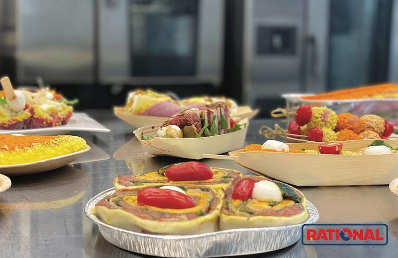 iMeat, Modena: RATIONAL e Thoga® cucinano assieme con Fantasia, produttività e ottimizzazione in cucina