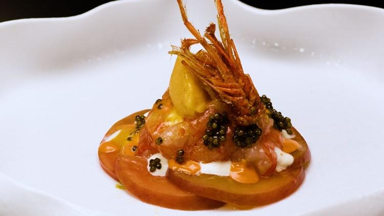 La Cucina di Longino presenta Don Gambero, ospite in cucina lo chef Roberto Di Pinto