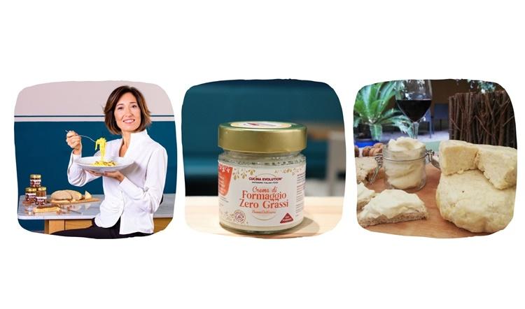 Healthy, gourmet e sostenibile: il formaggio antiaging e senza grassi presentato a Cibus 2021