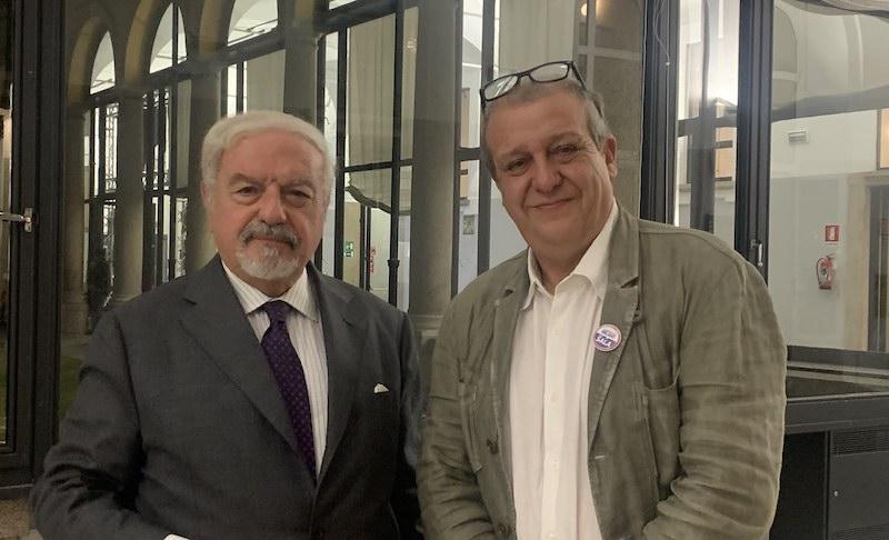 Elezioni amministrative di Milano: Il Presidente di Assoedilizia ha incontrato il candidato al Consiglio comunale di Milano Gianmaria Radice