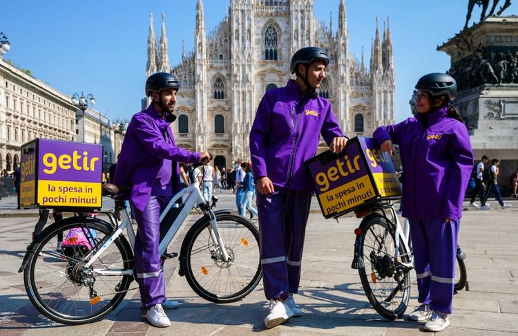 Getir sbarca in Italia con la spesa ultra-veloce