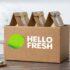 Sbarca in Italia HelloFresh, leader mondiale nel settore dei meal-kit
