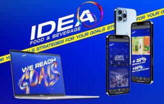 Idea Food & Beverage Rebranding e novità