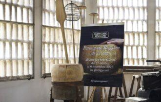 Parmigiano Reggiano, all'asta una forma di 21 anni per beneficenza