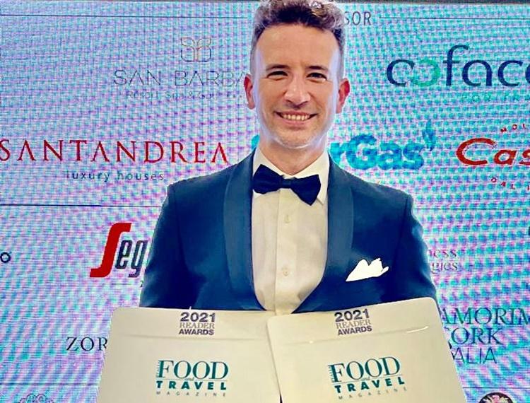 Slovenia: due riconoscimenti agli Awards 2021 Food and Travel Italia