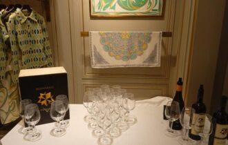 I vini di Tenuta Belguardo alla Vendemmia di Roma nella boutique di Emilio Pucci